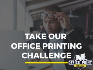 Cartridge World - Take Our Office Printing Challenge
