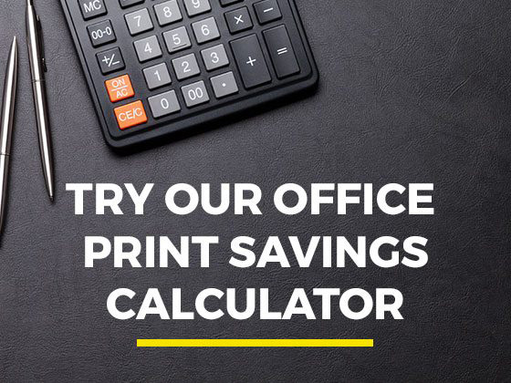 Cartridge World - Print Savings Calculator