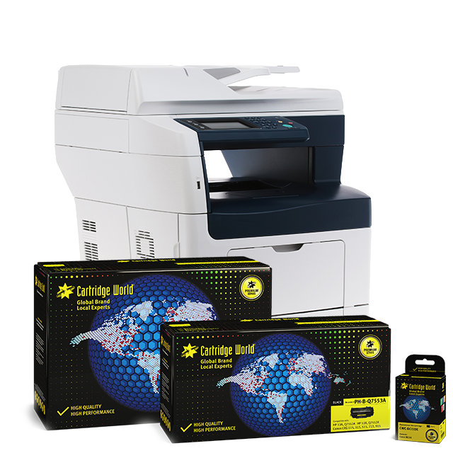 Cartridge World - printers and business imaging equipment