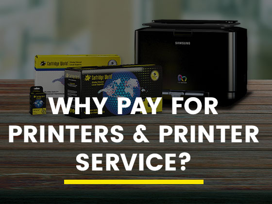 Why Buy a Printer Program?