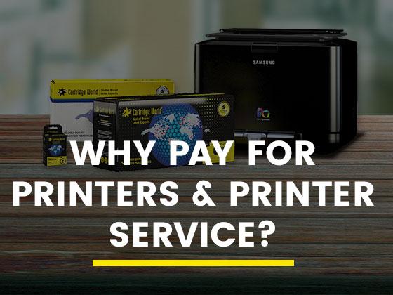 Why Buy a Printer Program?
