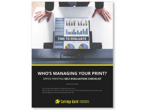 who's managing your print ebook